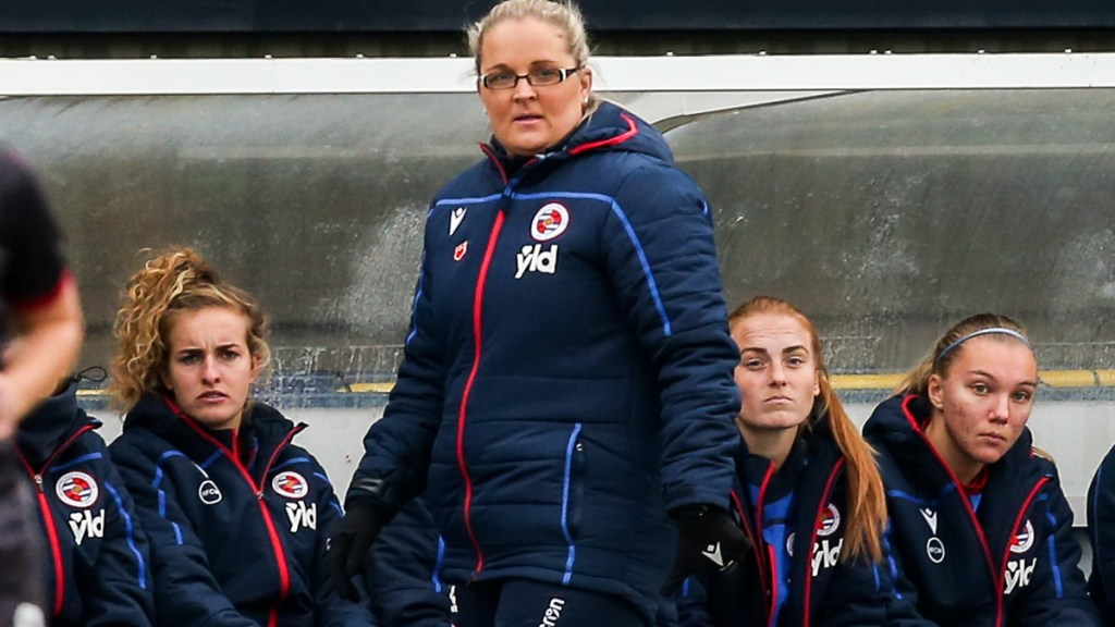 Women's FA Cup draw sends Reading FC Women on London away day