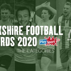 All the Berkshire Football Awards 2020 categories explained