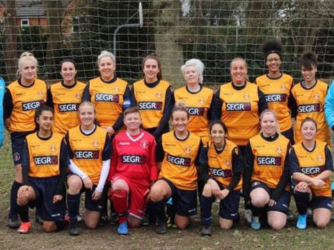 'Each person has completely different personalities which I believe makes us a great team' – Slough Town Ladies FC