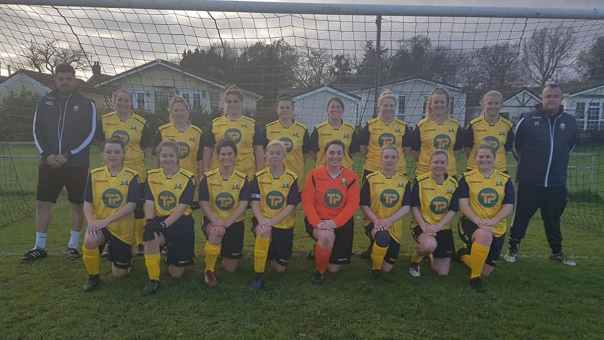 'Playing allows me and the other mums to have some me time' Mortimer Ladies in profile