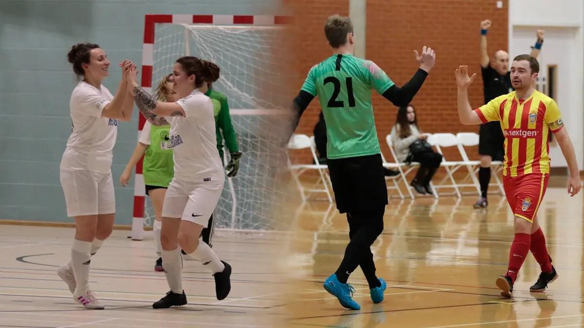 Reading Royals Futsal Club achieve FA National Futsal Series status