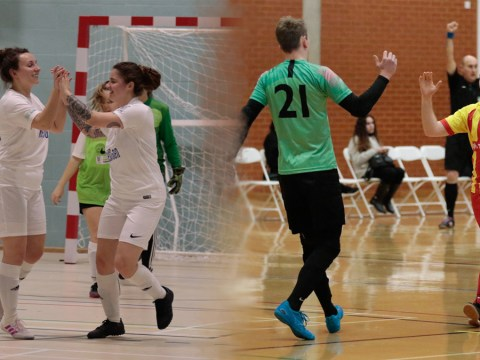 Reading Royals Futsal Club achieve FA National Futsal Series status
