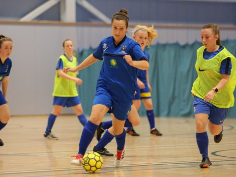 Step-overs, show-boating and egos: Dispelling Futsal myths