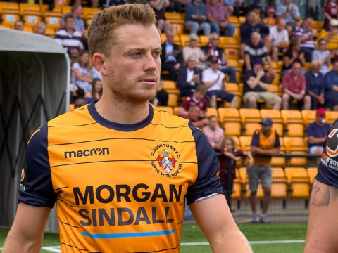 Simon Dunn announces Slough Town departure