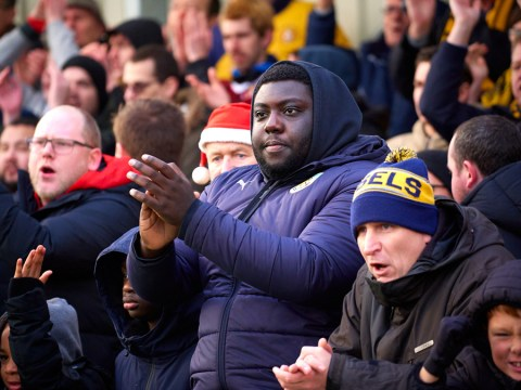 Slough Town fans urged to get 'face in the crowd' for National League play-off