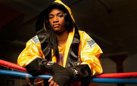 Olympics In High Heels: Meet Boxer Claressa Shields