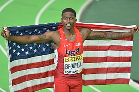 Olympics In High Heels: Meet Track and Field Star Trayvon Bromell