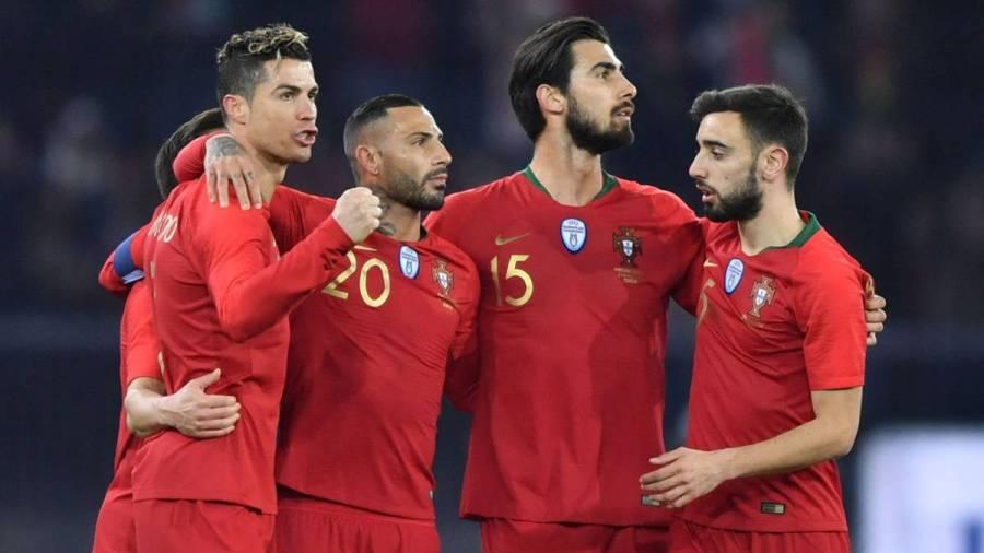 युरो कप छनौट खेल्ने पोर्चुगलको टोली घोषणा : को–को परे ?