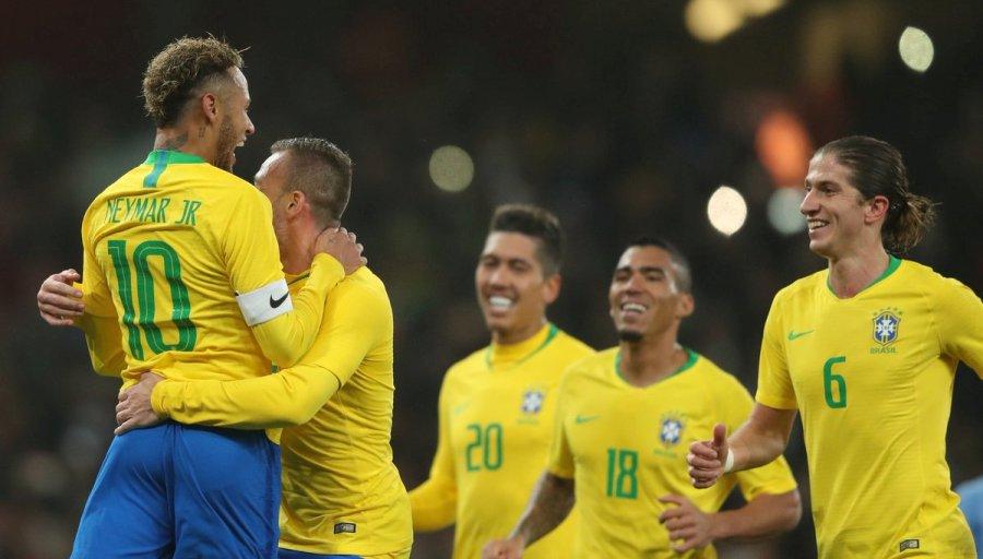 कोपा अमेरिका खेल्ने ब्राजिलको टोली घोषणा : को–को परे ?