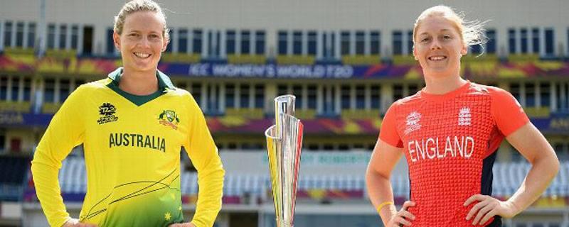 महिला विश्वकप टि–२० क्रिकेट : उपाधि भिडन्त आइतबार बिहान हुँदै