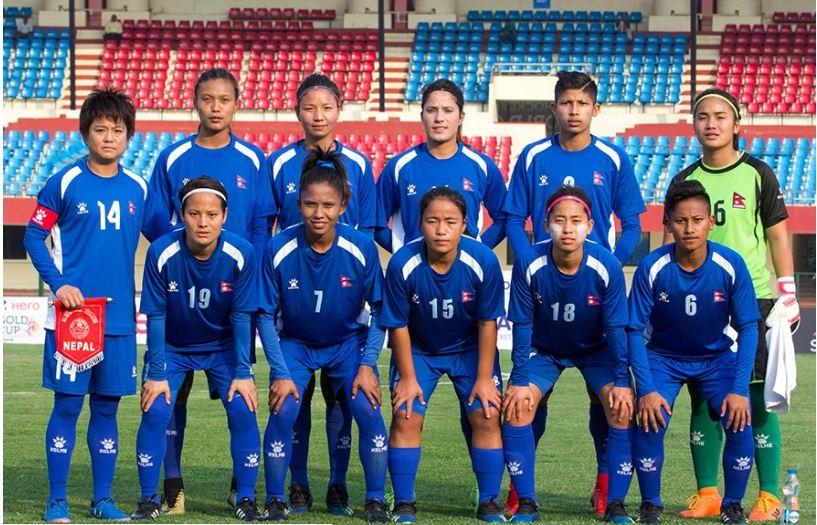ताजकिस्तानलाई हराउँदै नेपाल फाइनलमा : सावित्राको निर्णायक गोल