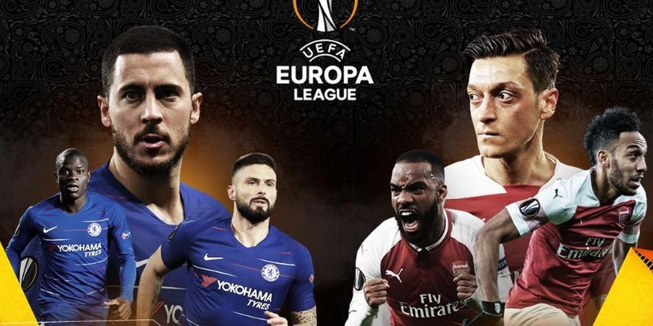आज युरोपा लिगको फाइनल : उपाधिका लागि चेल्सी र आर्सनल भिड्दै