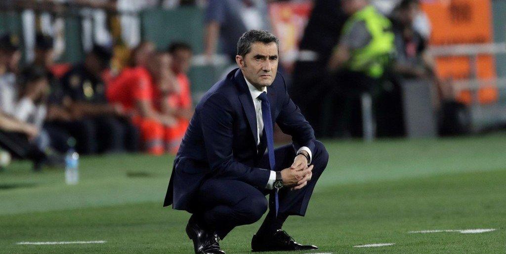 'बार्सिलोना छाड्ने घोषणा' कहिले गर्दैछन् भाल्भर्डे ?
