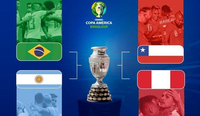 कोपा अमेरिका : सेमिफाइनल र फाइनल खेलबारे जानकारी
