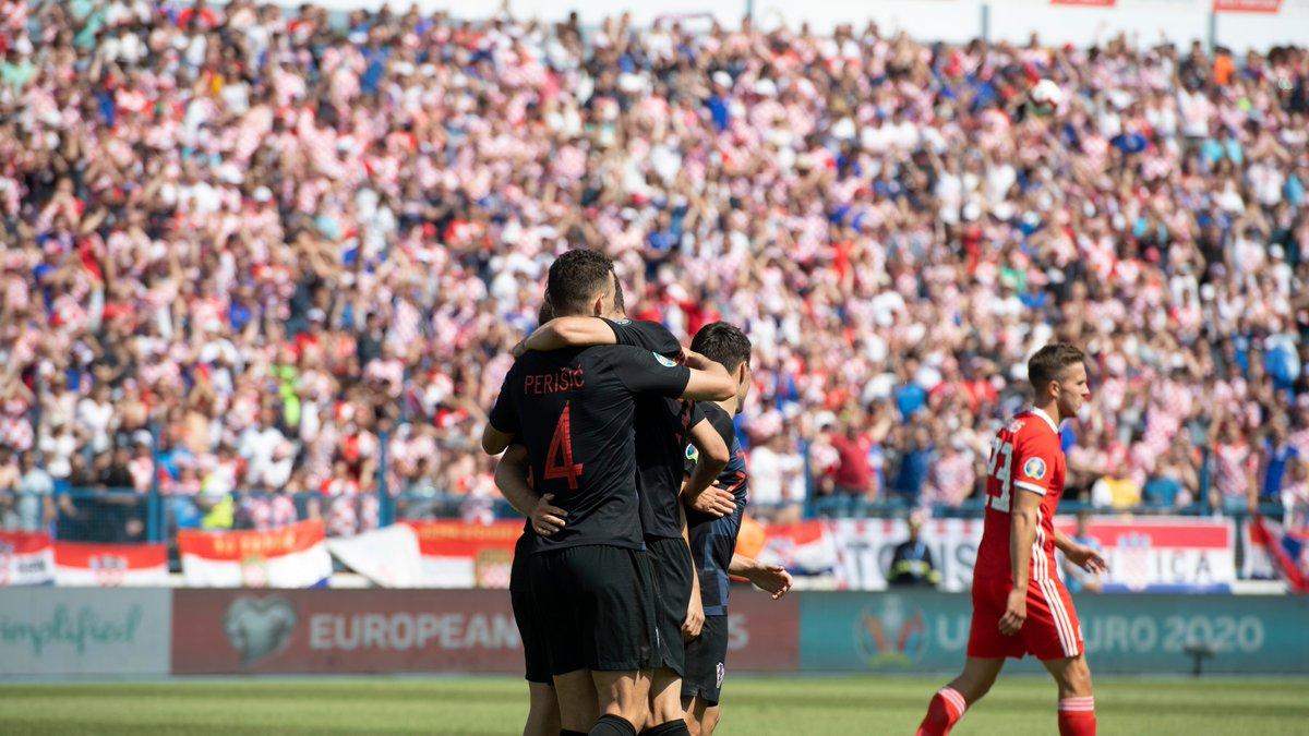 युरो कप छनौट : वेल्सलाई क्रोएसियाले हरायो