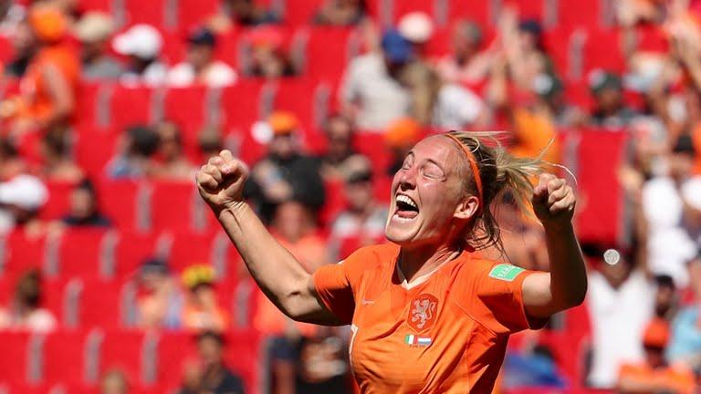 महिला विश्वकप : इटालीलाई हराउँदै नेदरल्यान्ड्स सेमिफाइनलमा