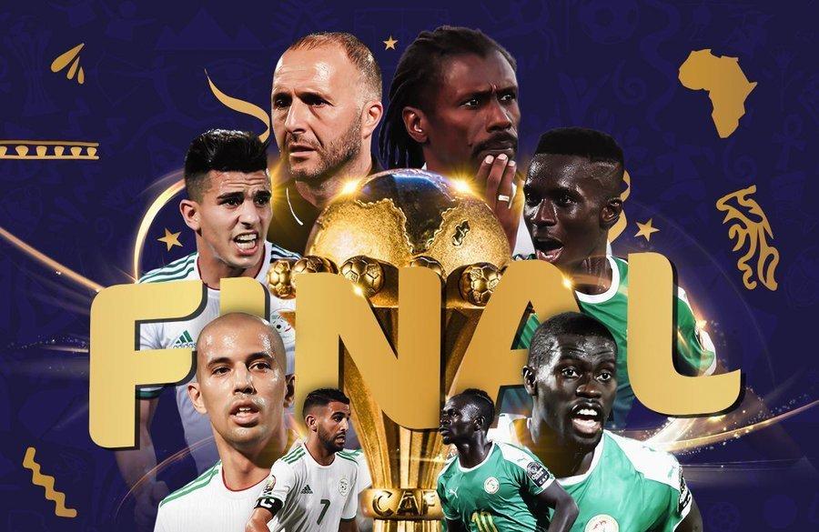 अफ्रिका कप : उपाधिका लागि आज सेनेगल र अल्जेरिया भिड्दै