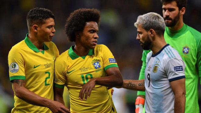 ब्राजिलका विलियनले फाइनल खेल गुमाउने !
