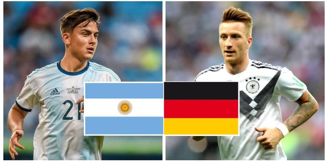 जर्मनीविरुद्ध खेल्ने अर्जेन्टिनाको प्लेइङ–११ सार्वजनिक : को–को परे ?