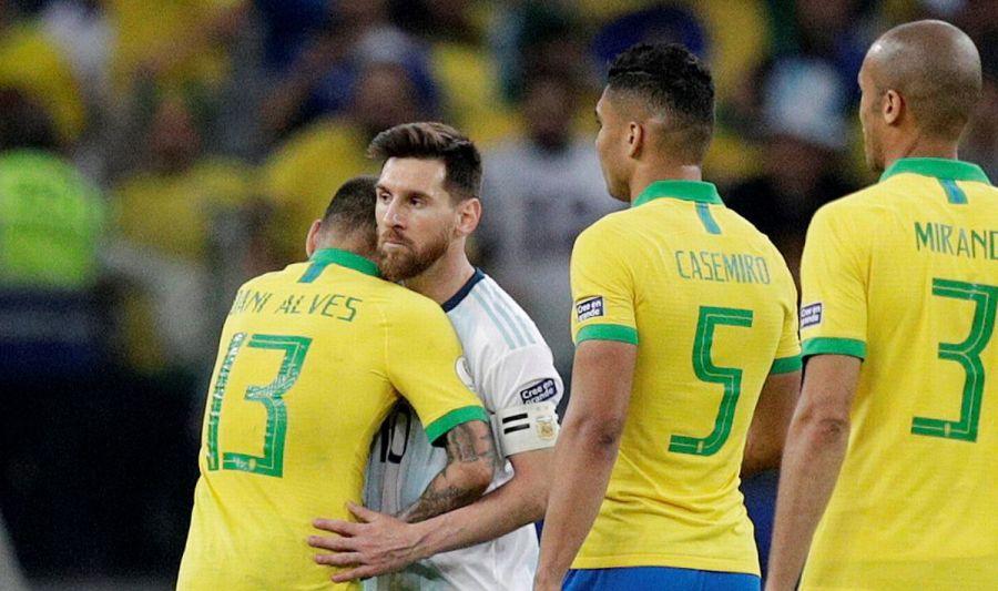 ब्राजिलका खेलाडी भन्छन्– 'अर्जेन्टिनालाई हराउन समस्या छैन'