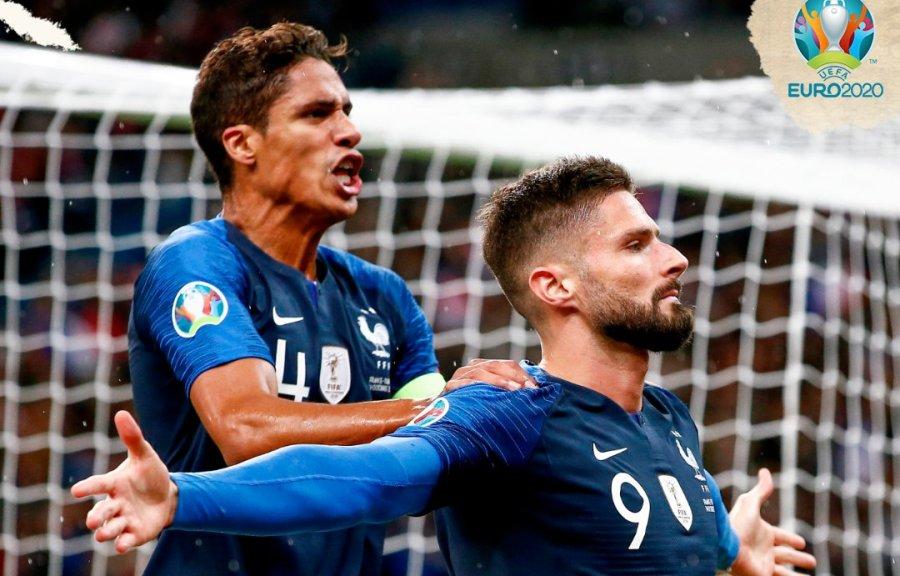 माल्डोभालाई हराउँदै फ्रान्स युरो कपमा छानियो