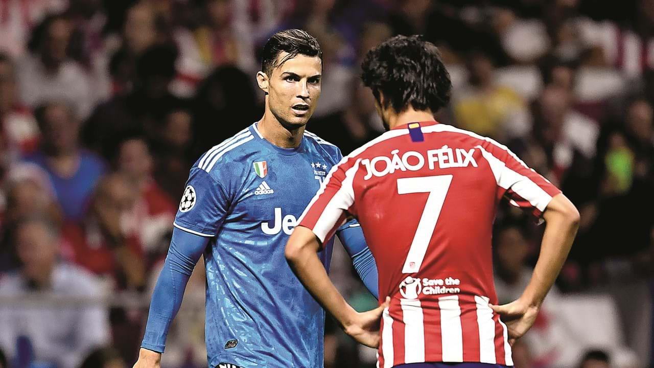 'रोनाल्डो र फेलिक्सले एकै क्लबबाट खेल्नेछन्'