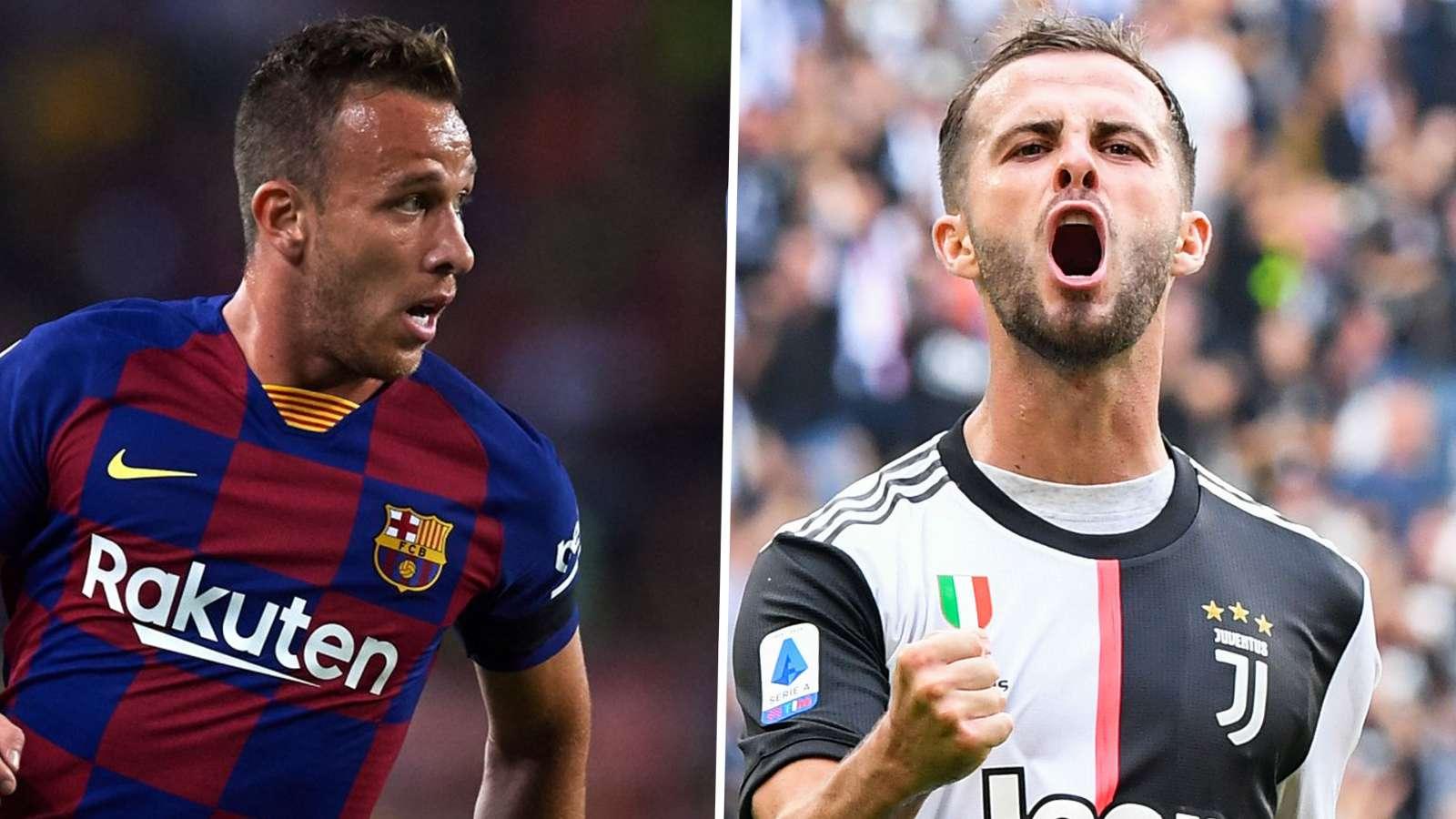 बार्सिलोना र युभेन्टसबीच खेलाडी 'साटफेर डिल'मा नयाँ मोड