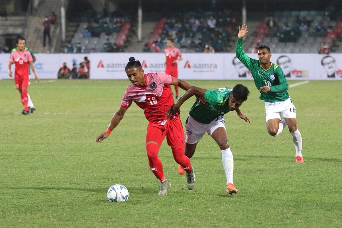 उपाधिको लक्ष्यसहित नेपाल आज बंगलादेशसँग दोस्रो खेल खेल्दै