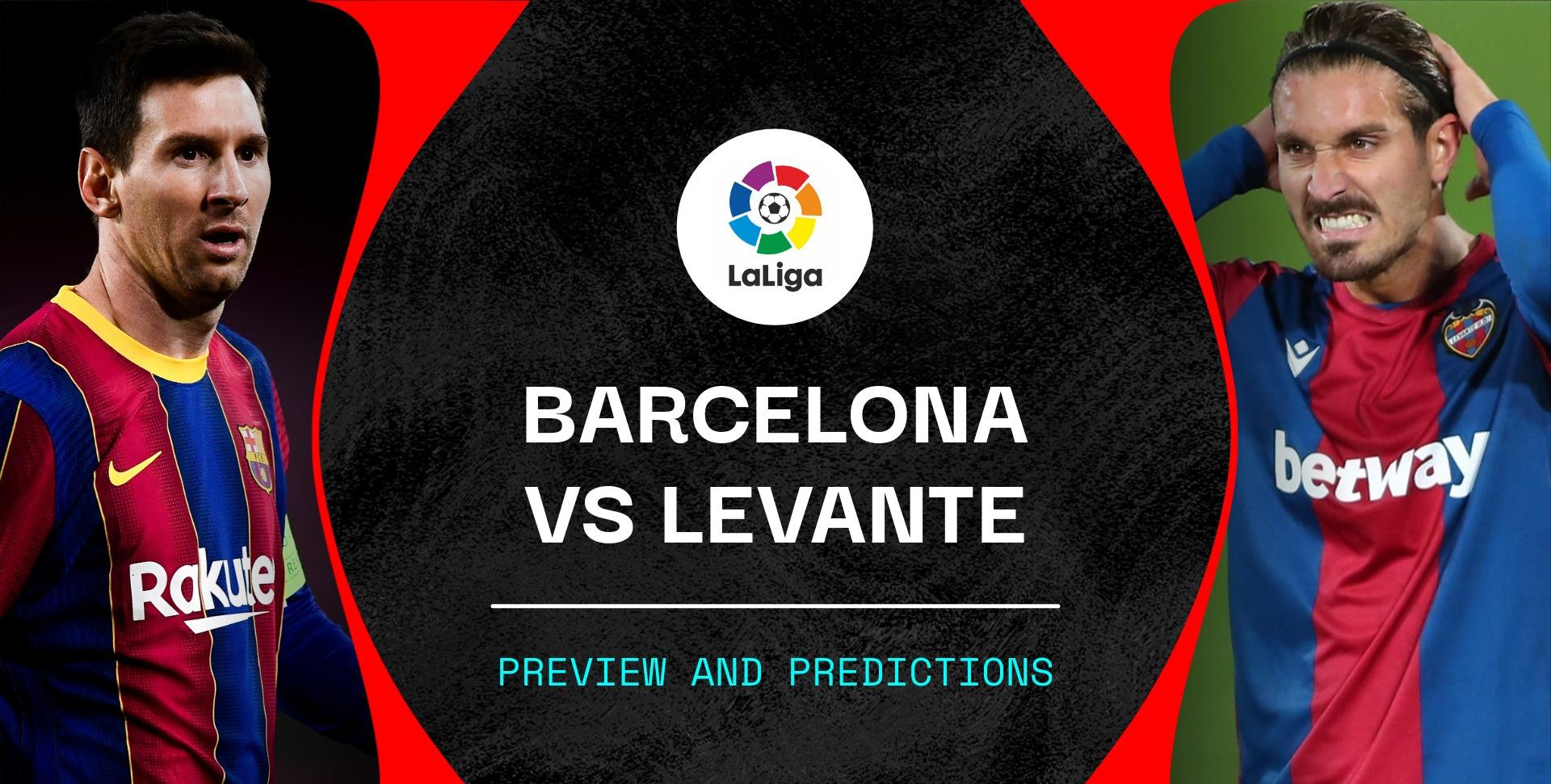 ला लिगा : दबाबबीच बार्सिलोना आज लेभान्टेको सामना गर्दै