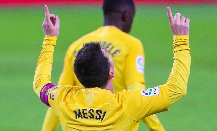 बार्सिलोनामा मेस्सीको भविष्यबारे नयाँ अध्यक्षका उम्मेदवारले गरे खुलासा