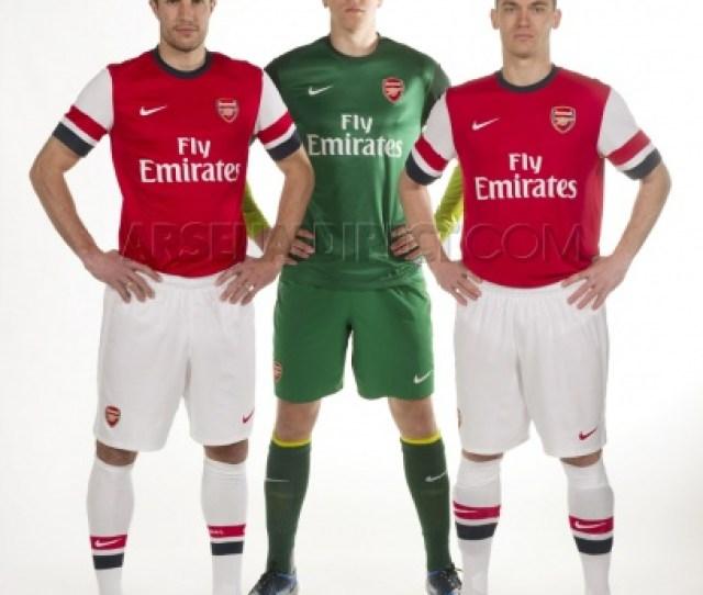 Arsenal Gk Kit 2013