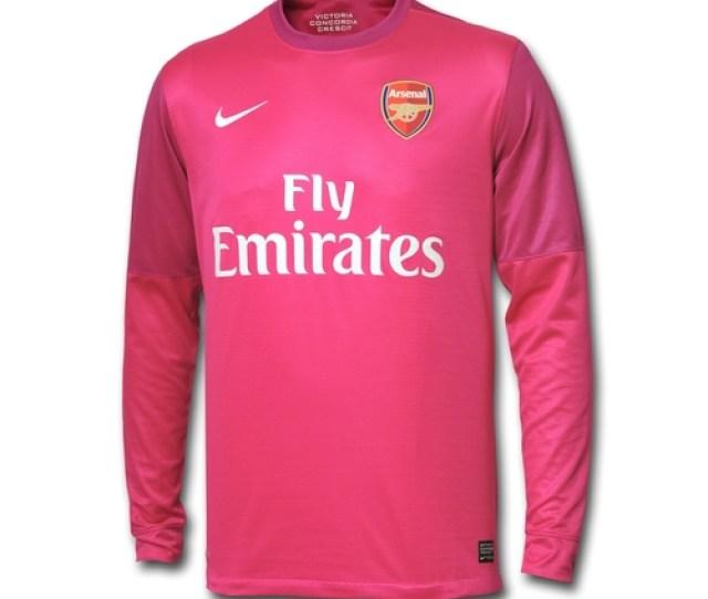 New Arsenal Away Goalkeeper Shirt 2012