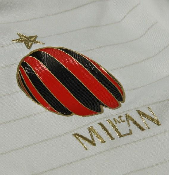 New AC Milan Away Shirt 20142015 with Casa Milan Logo by Adidas  Football Kit News
