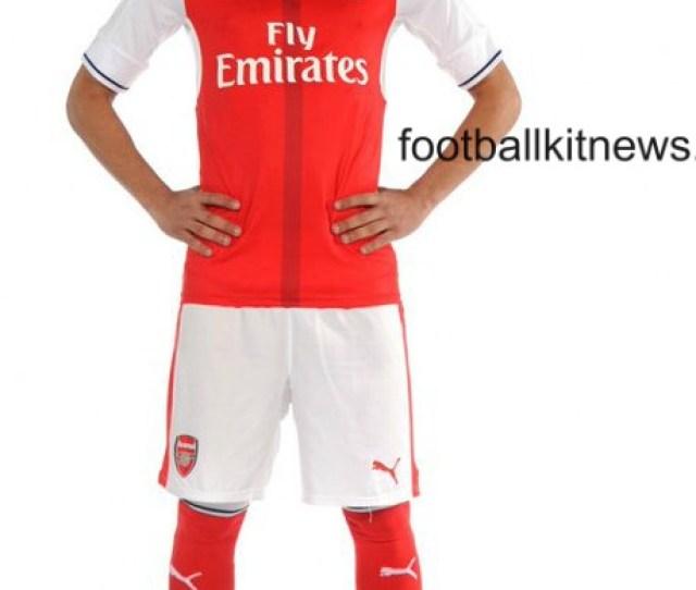 New Arsenal Kit 2016 17