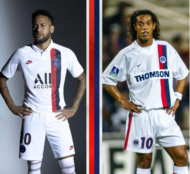 New PSG Third Kit 2019-20 | White Paris SG Jersey 19-20 Nike | Football Kit News