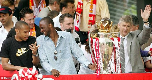 Arsene Wenger and the Invincibles