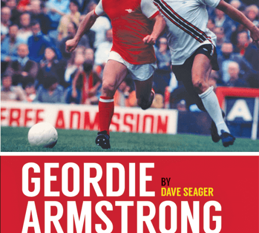 Geordie Armstrong On The Wing