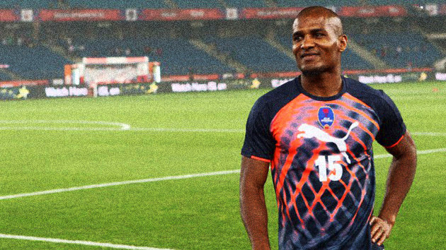 Florent Malouda Delhi Dynamos is a popular international player who hails from French Guiana