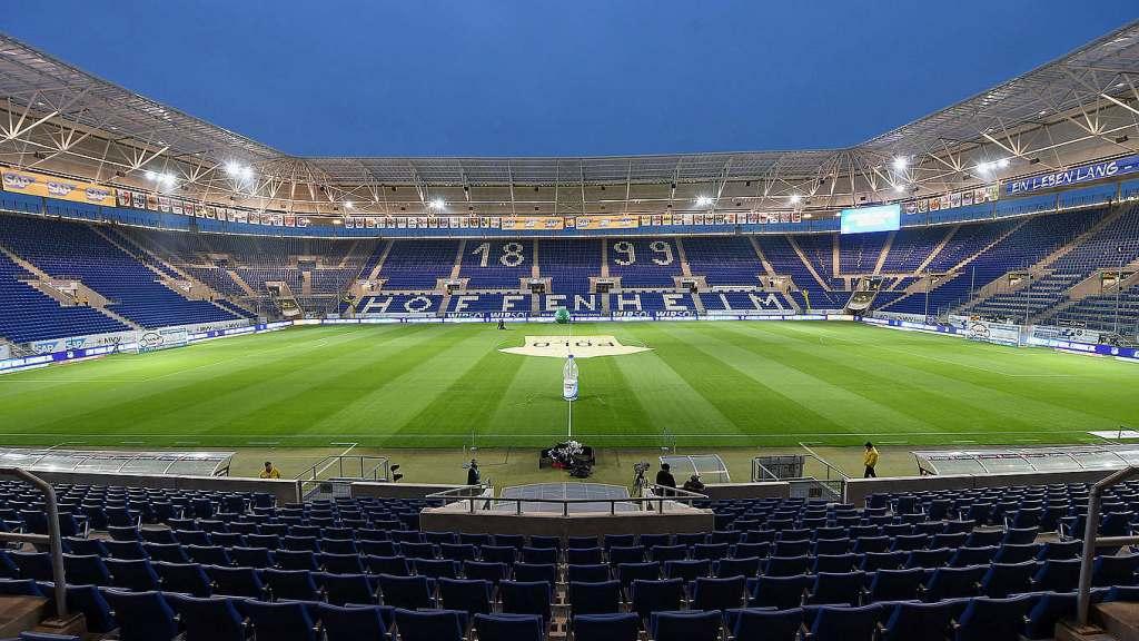 Hoffenheim's Rhine-Neckar Arena
