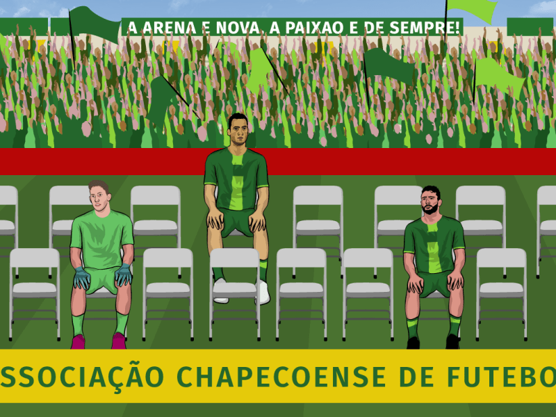The Legacy of Chapecoense - One Year of Loss & Beginnings