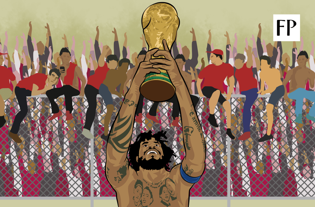Canals, Cartels & Phantoms: Panama Football Team's Trip to the World Cup