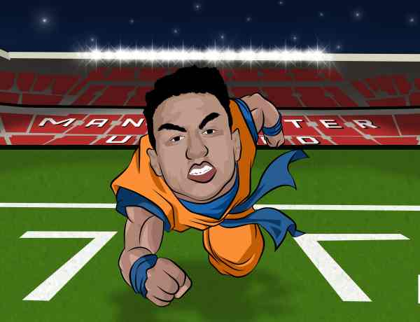 Jesse Lingard - The Krillin who came good for Manchester United