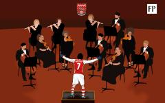 A Metalhead with the measure of Mozart - A Farewell to Tomáš Rosický