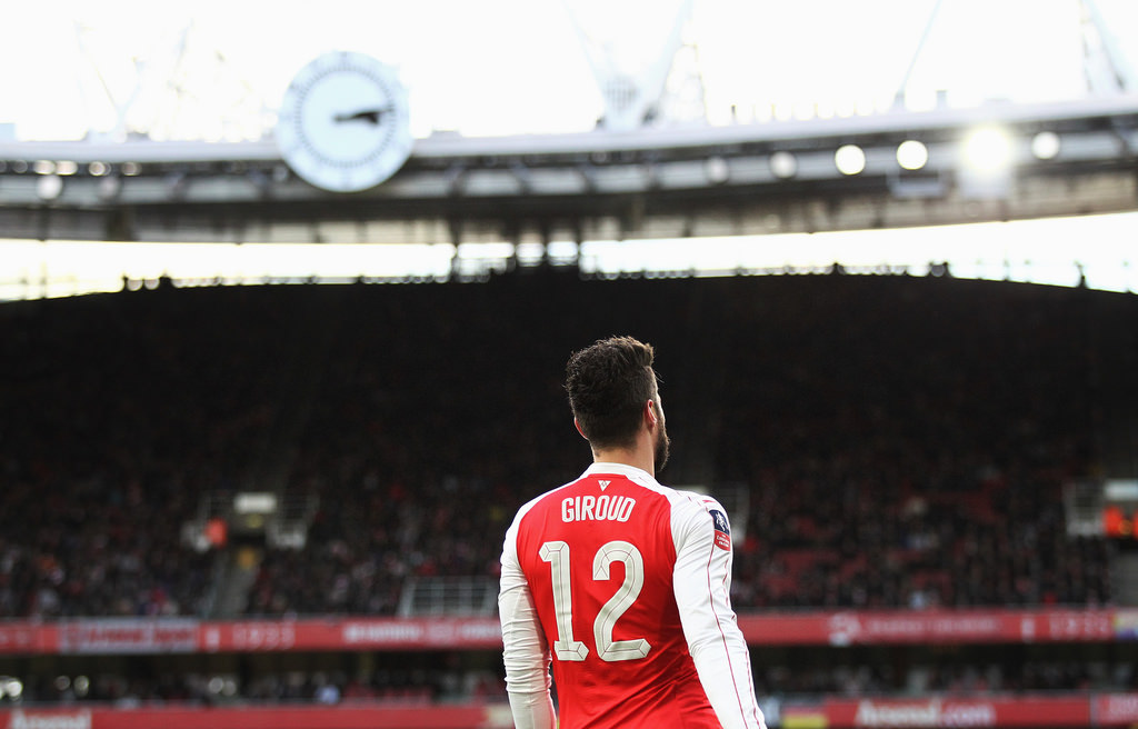 Giroud: Disappointing to leave Arsenal but Chelsea move 'made sense