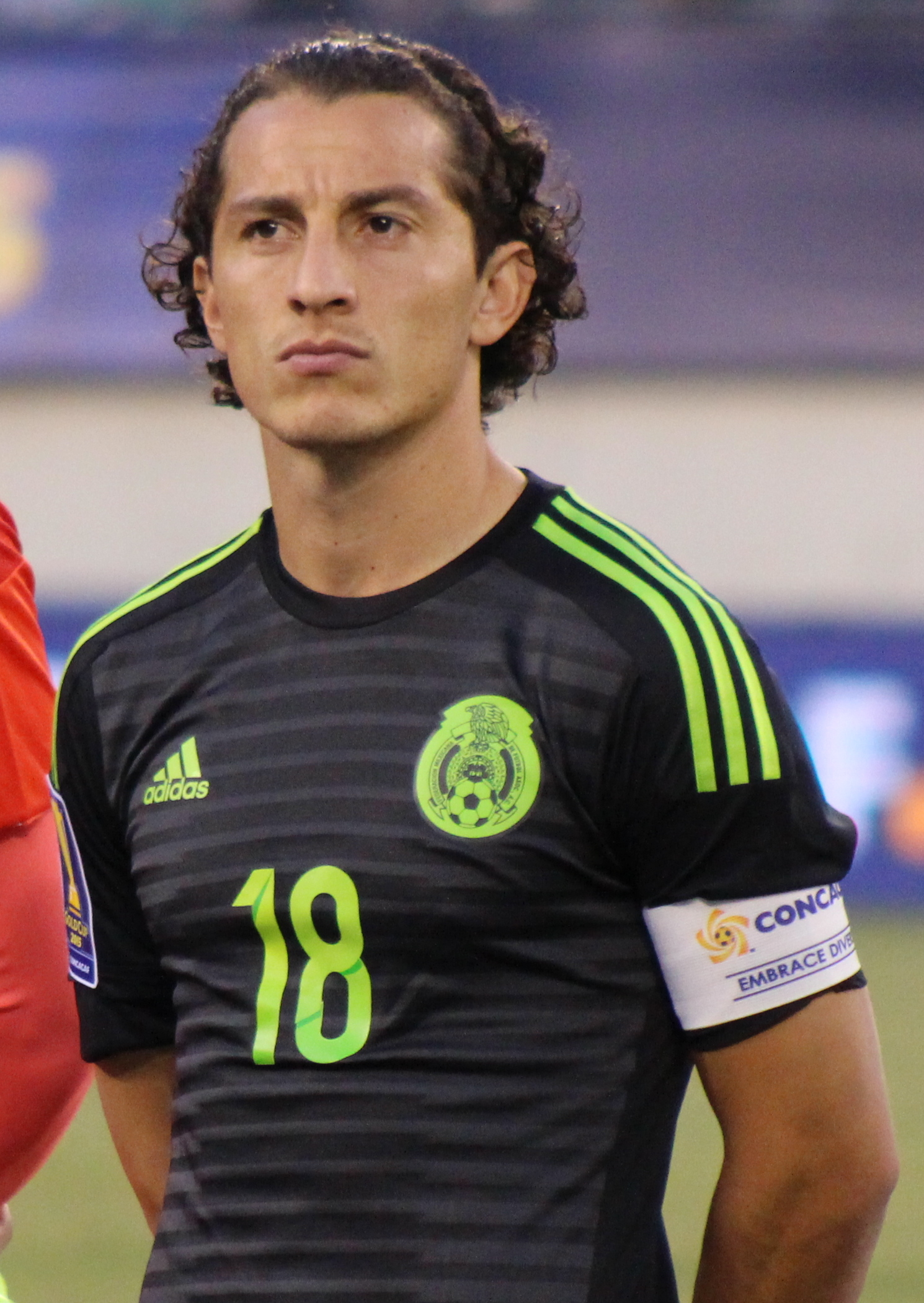 Andres Guardado of PSV Eindhoven