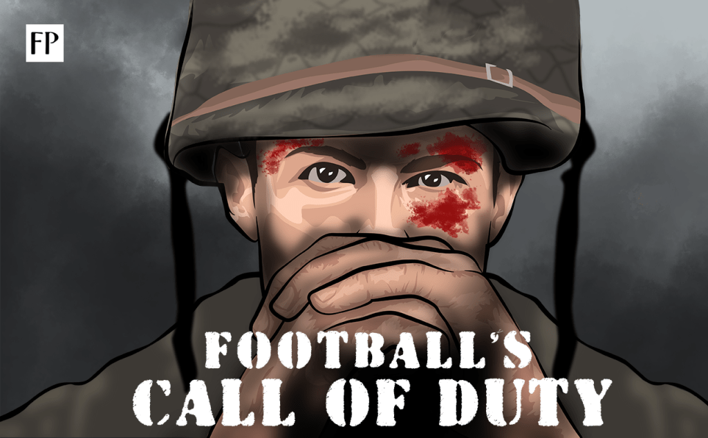 Privileged footballers once played a pivotal role in shaping the world as we know it today. Here is the tale of their gallantry in World War 1.