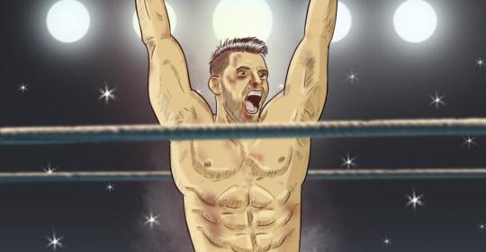 Sergio Aguero - King of the Ring
