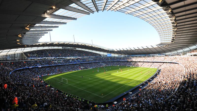 Manchester City-NAC Breda