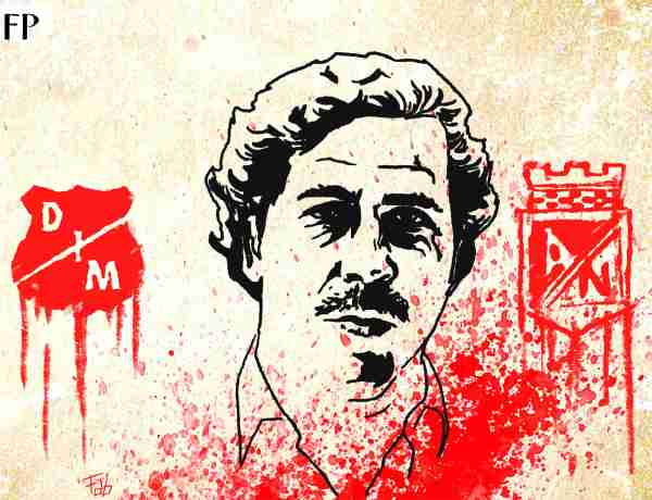 Medellin Adventures - The shadow of Pablo Escobar over Colombian football