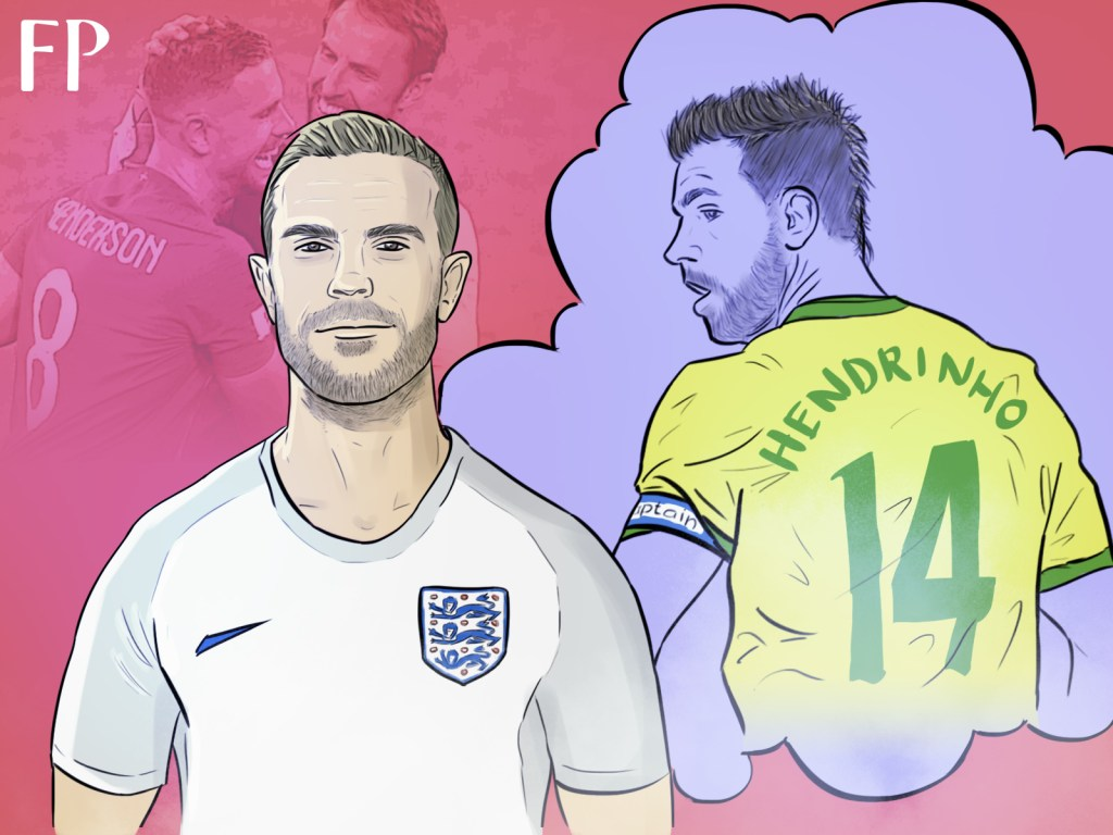 """If He Was Brazilian"" - In Defence of Jordan Henderson"